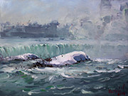 Ylli Haruni - Winter in Niagara Waterfalls