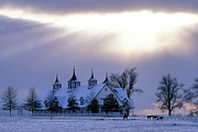 Winter Storm Photos - Winter in the Bluegrass - FS000286 by Daniel Dempster