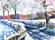 Barb Capeletti - Winter Lane