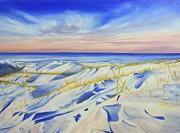 Phillip Compton - Winter Seashore