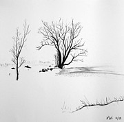 Kenny Chaffin - Winter Trees