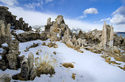 Sean Foster - Winter Tufa