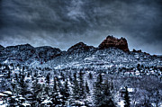 Bill Cantey Metal Prints - Winter Wonder Metal Print by Bill Cantey