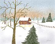 Zelma Hensel - Winter Wonderland