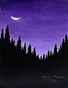Karen Marvel - Winters Night