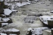 Randy J Heath - Winters Waterfalls