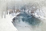 Stephanie Calhoun - Wintry Antes Creek