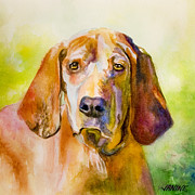 Hounds Originals - Wise One by Janine Hoefler