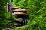 Wishes Prints - Wishes on Fallingwater Print by Rachel Cohen