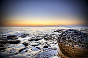 Tide Pools Prints - Witness To The End Print by Anthony Citro