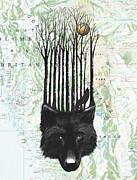 Sassan Filsoof - wolf barcode