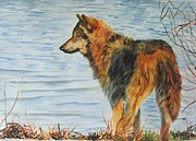 Kristina Delossantos - Wolf By The Water