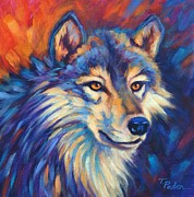 Theresa Paden - Wolf Gaze