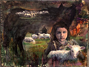 Susan Bradbury - Wolf in Sheep