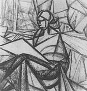 Alexander Bogomazov - Woman