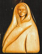 Diana Dearen - Woman in a Blanket