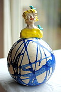 World Ceramics - Woman in the World by Ren HZ