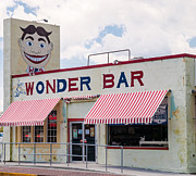 The Main Art - Wonder Bar Asbury Park NJ by Jim DeLillo