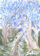 Suzanne Surber - Wondering through Trees