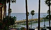 San Clemente Ca Framed Prints - Wood On Water Framed Print by Rae Berge