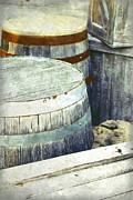Sandy Moulder - Wooden Barrels and Crates