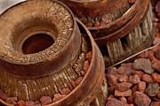 Carolyn Pettijohn - Wooden Barrels