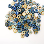 Bernard Jaubert - Wooden beads