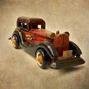Bernard Jaubert - Wooden car