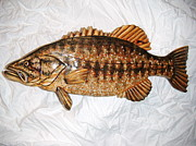 Lisa Ruggiero - Wooden Small Mouth B...