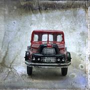Bernard Jaubert - Wooden truck