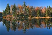Charles Kozierok - Woodford Pond Morning
