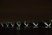 Curves Photos - Woodrow Wilson Bridge - Washington DC - 011310 by DC Photographer