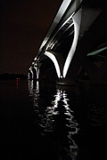 Curves Photos - Woodrow Wilson Bridge - Washington DC - 011326 by DC Photographer