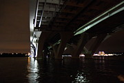 Bridge Photos - Woodrow Wilson Bridge - Washington DC - 011334 by DC Photographer