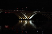 Arch Photos - Woodrow Wilson Bridge - Washington DC - 011351 by DC Photographer
