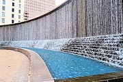 James Potts - Woodruff Park Fountain
