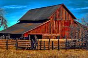 William Havle - Working Barn of Yuba County
