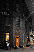 Working Late Print by Frozen in Time Fine Art Photography
