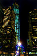 World Financial Center Print by Mariola Bitner