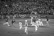 Boston Sox Prints - World Series Game Six 4 Print by Paul Treseler