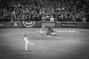 Boston Sox Prints - World Series Game Six 7 Print by Paul Treseler