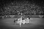 Boston Red Sox Art - World Series Game Six 9 by Paul Treseler