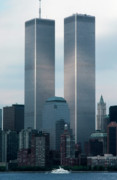 Kg Prints - World Trade Center Print by KG Thienemann