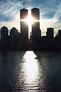 Gerald Salamone - World Trade Center Towers