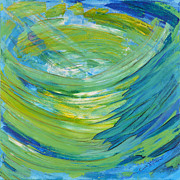 Prophetic Art Painting Originals - Worship by Cassie Sears