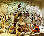 Durga Puja Photos - Worship by Dola Sekharam