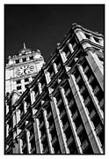 Wrigley Building - 05.16.10_144 Print by Paul Hasara
