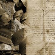 Written Print by Yanni Theodorou