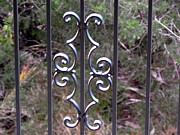 Terry Cobb - Wrought Iron Scroll in...