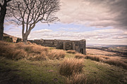 North Yorkshire Prints - Wuthering Heights 2 Print by Colin and Linda McKie
